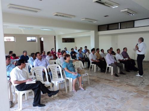 Conferencia-Taller: Uso creativo de la Biblia en diversos contextos socioculturales