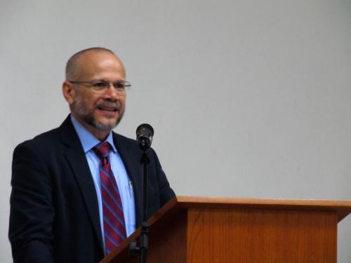 Milton Acosta en Lima